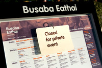 Busaba re-launch